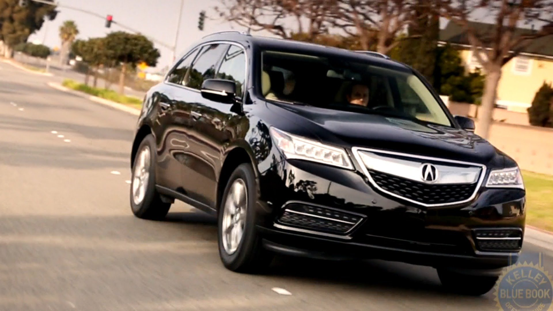 2015 Acura MDX Car Review Video Maryland