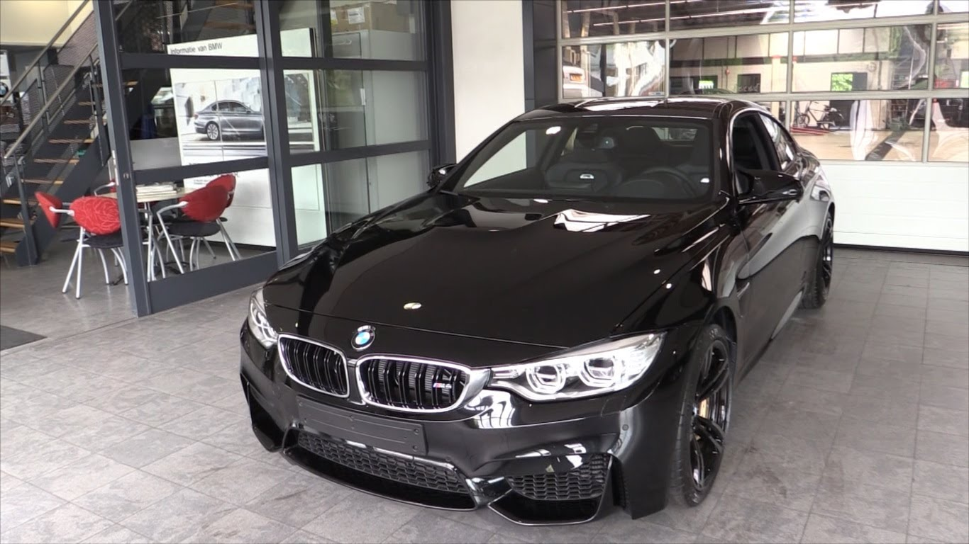 2015 BMW M4 Car Review Video Maryland