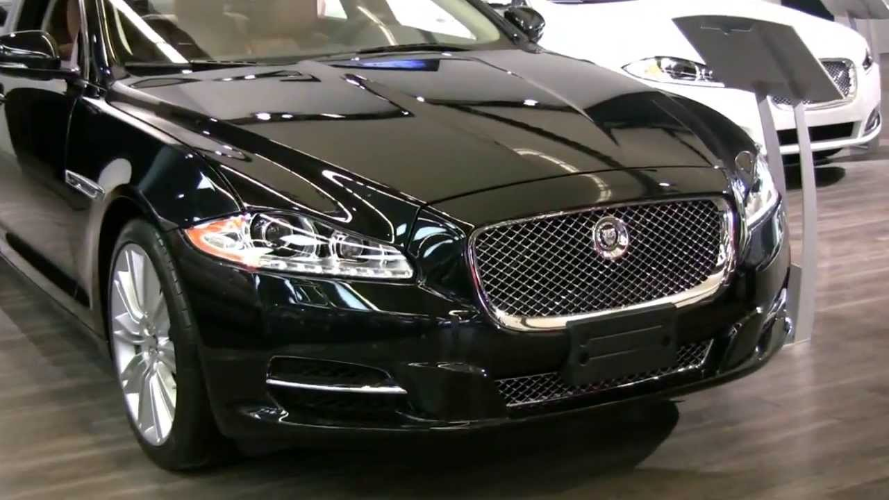 2015 Jaguar XFR Car Review Video Maryland