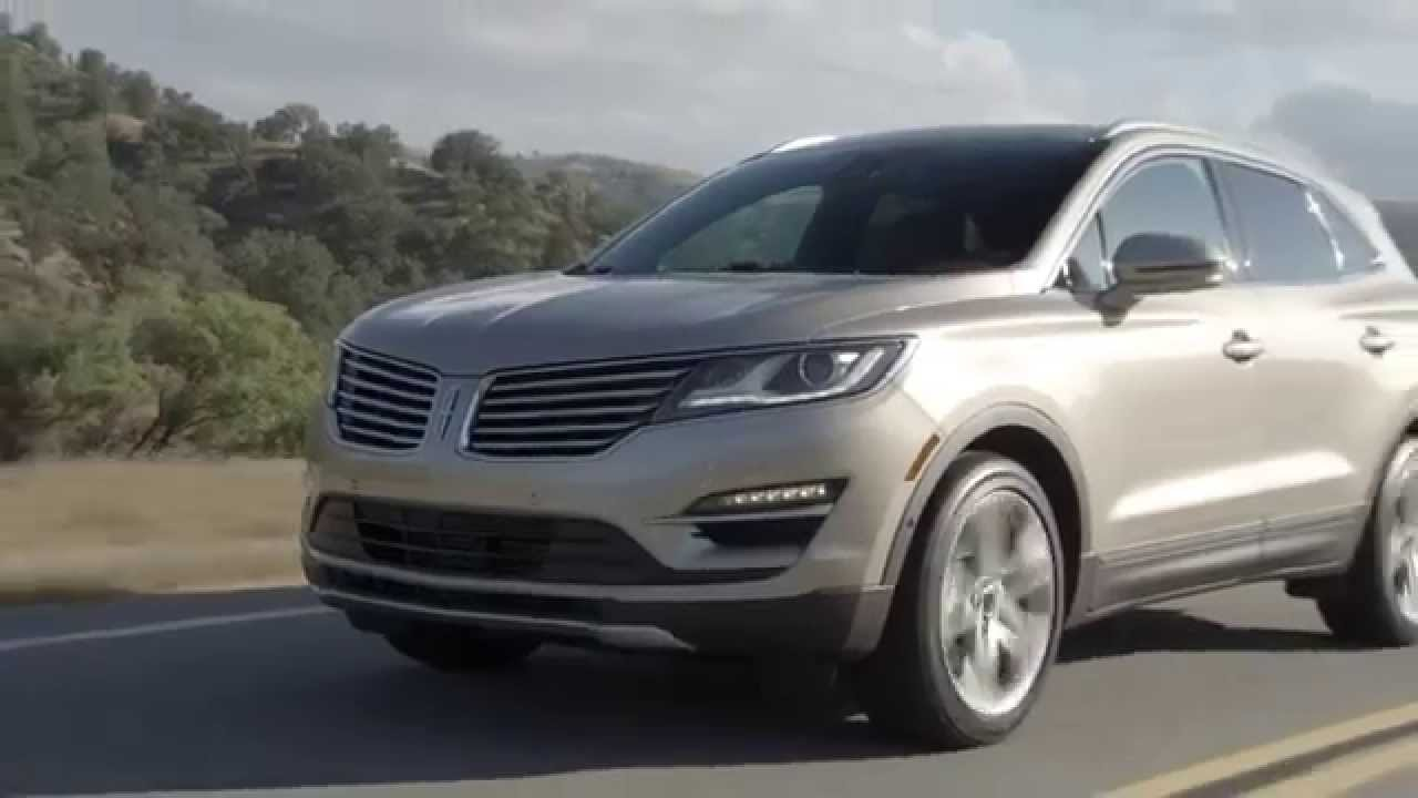 2015 Lincoln MKC Car Review Video Maryland