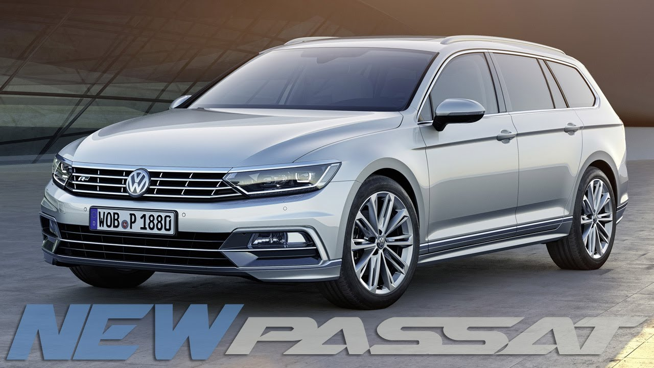 2015 Volkswagen Passat Car Review Video Maryland